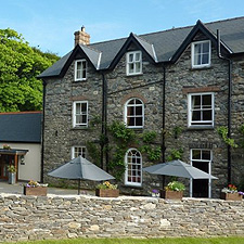 hotels and country houses in Fishguard Pembrokeshire