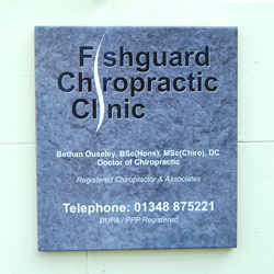 Fishguard Chiropractic Clinic