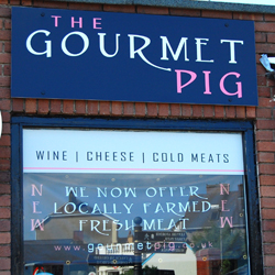 The Gourmet Pig Deli and Wine Store