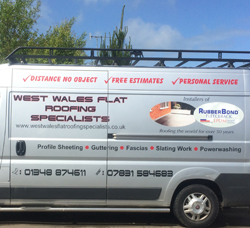 West Wales Flat Roofing