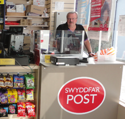 Goodwick Post Office and Stores